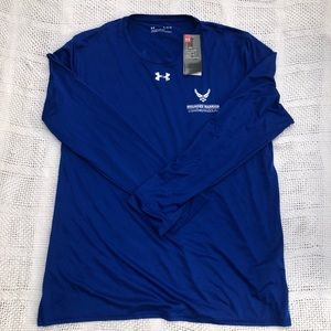 NWT Under Armour long sleeve Wounded Warrior shirt